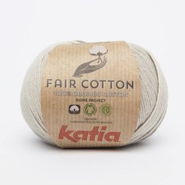 Katia Fair Cotton 11 Ecru