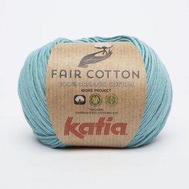 Katia Fair Cotton 16 Turqoise