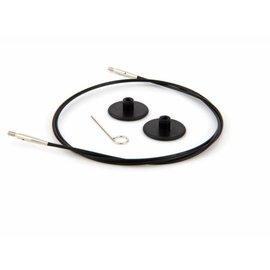 Knitpro Kabels Zwart