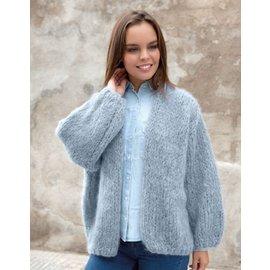 Katia Patroon Oversized vest Bernadette Stijl