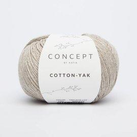 Katia Cotton Yak 100 Beige