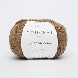 Katia Cotton Yak 102 Bruin