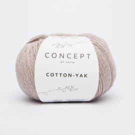 Katia Cotton Yak 108 Parelmoer