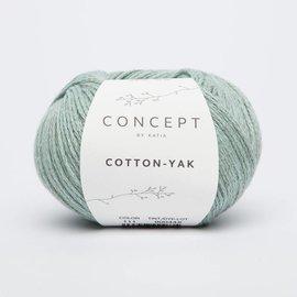 Katia Cotton Yak 111 Turquoise