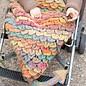 Gratis Haakpatroon trappelzak drakenstaart in Katia Azteca