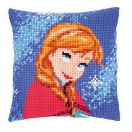 Vervaco Disney Frozen Anna