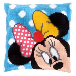 Vervaco Disney Minnie Kiekeboe