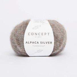 Katia Alpaca Silver 257 Bruin