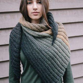 Gratis Breipatroon sjaal Melody