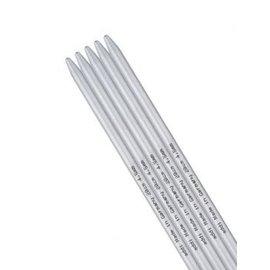Addi Breinaalden zonder knop aluminium 40 cm