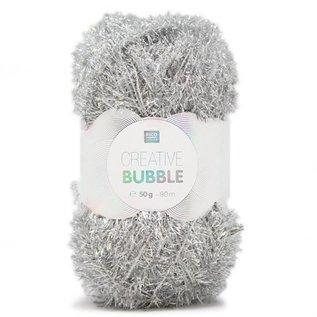 Rico Bubble 14 Metallic Zilver