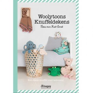 Haakboek Woolytoons Knuffeldekens