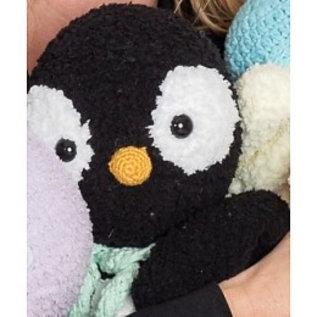 Garenpakket Woolytoons Knuffeldeken Pinguïn Pedro