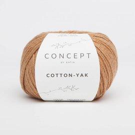 Katia Cotton Yak 117 Oranje