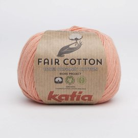 Katia Fair Cotton 28 Zalm