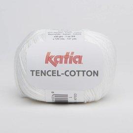 Katia Tencel Cotton 1 Wit