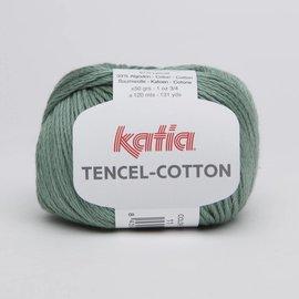 Katia Tencel Cotton 11 Muntgroen