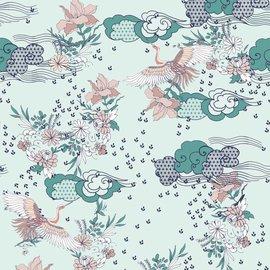 Katia Fabrics Oriental Retro
