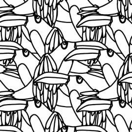 Katia Fabrics Toucan Canvas