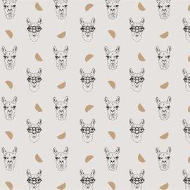 Katia Fabrics Gold Lama Canvas