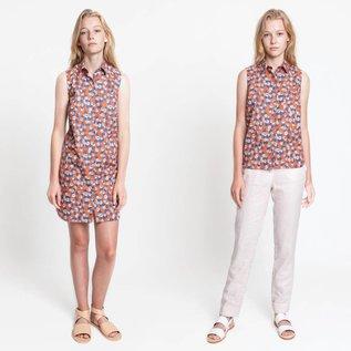 Katia Fabrics Naaipatroon jurk en top (W12)