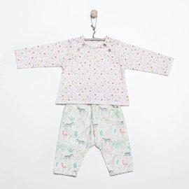 Katia Fabrics Naaipatroon Baby shirt en broek