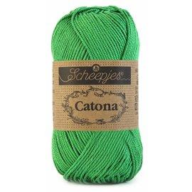 Scheepjes Catona 25 515 Emerald