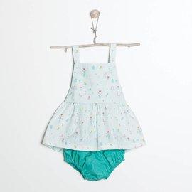 Katia Fabrics Naaipatroon Baby jurkje en broekje