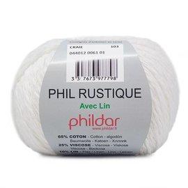 Phildar Phil Rustique Craie