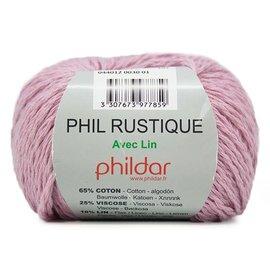 Phildar Phil Rustique Lilas