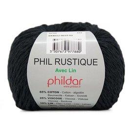 Phildar Phil Rustique Noir