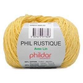 Phildar Phil Rustique Pollen