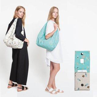 Katia Fabrics Naaipatroon tas en hoes telefoon (A4)