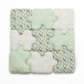 Katia Fabrics Naaipatroon  Vloerkleed Puzzel