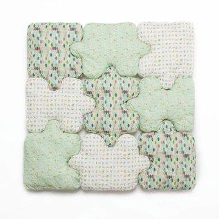 Katia Fabrics Naaipatroon  Vloerkleed Puzzel (BA5)