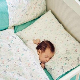 Katia Fabrics Naaipatroon  lakenset en beschermers voor babybed (BA2)