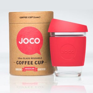 Joco Cups Joco Cup - Red 340 ml