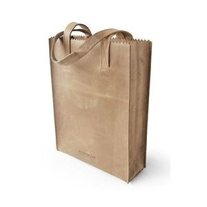 My Paper Bag Blond