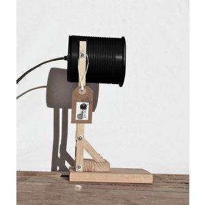 Handgemaakte bureaulamp