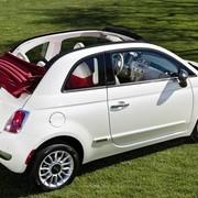 Autorally Fiat 500