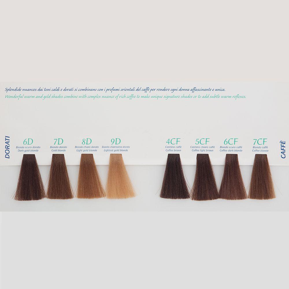 Itely Delyton 5CF Licht koffie bruin