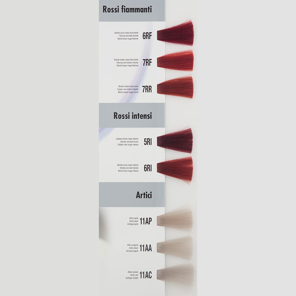 Itely Aquarely Itely Haarverf - Itely Aquarely - Haarkleur Super cendre-as blond (11AC) - Itely Hairfashion