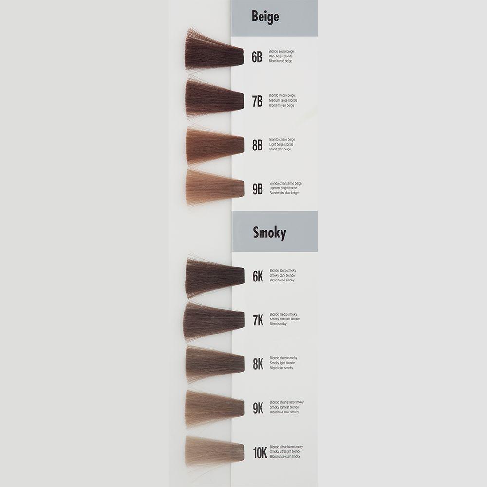 Itely Aquarely Itely Haarverf - Itely Aquarely - Haarkleur Midden rook blond (7K) - Itely Hairfashion