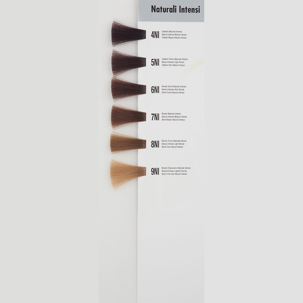 Itely Aquarely Itely Haarverf - Itely Aquarely - Haarkleur Midden blond intensief (7NI) - Itely Hairfashion