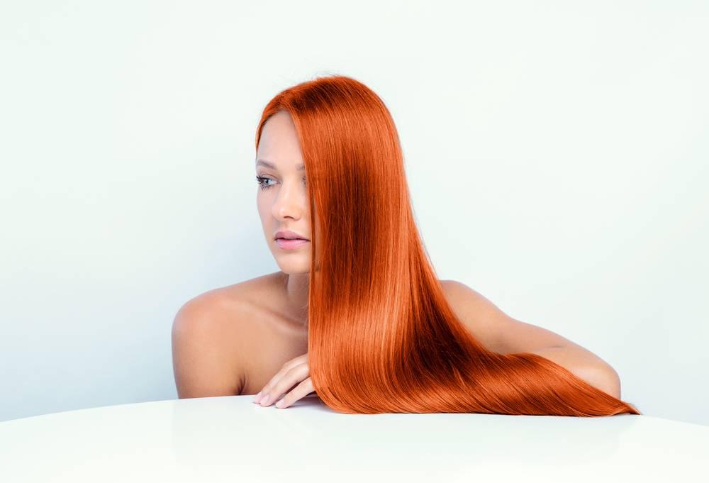 Haar verven met natuurlijke haarverf