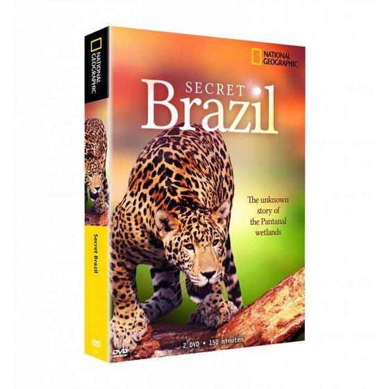 Secret Brazil dvd-box