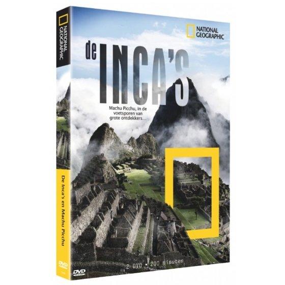 De Inca's dvd-box