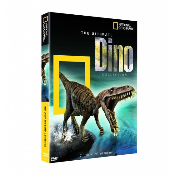 National Geographic Ultimate Dino Collection dvd-box