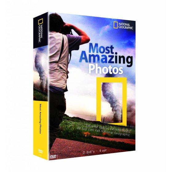 Most Amazing Photos dvd-box