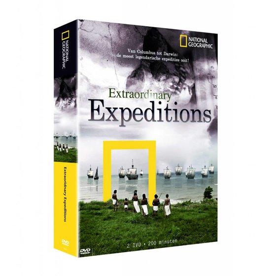 Extraordinary Expeditions dvd-box